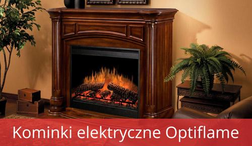 Kominki Elektryczne Optiflame